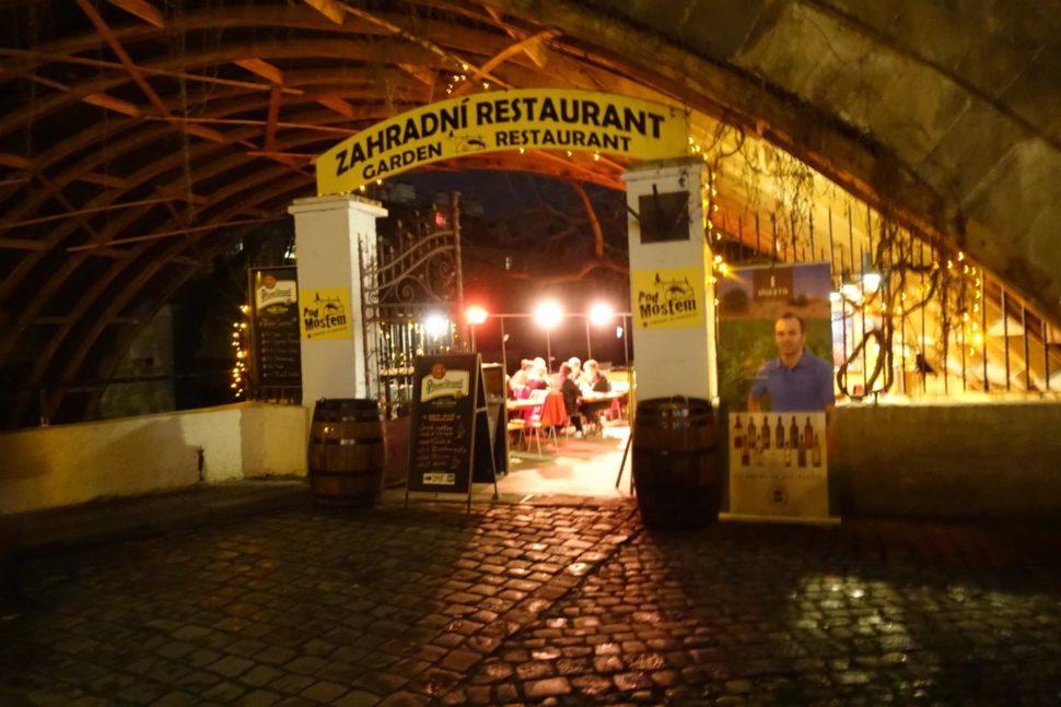 Pod Mostem bar